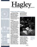 Hagley Newsletter [Summer 2005]