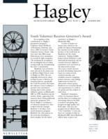 Hagley Newsletter [Summer 2001]