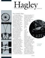 Hagley Newsletter [Summer 2002]