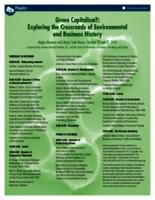 Green Capitalism? : Exploring the Crossroads of Environmental and Business History
