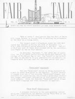 Fair Talk, News of the Du Pont Exhibit at the 1940 World's Fair