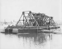 Coal dredge built by Lancaster Iron Works