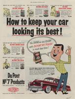 How To Keep Your Car Looking the Best! : DuPont # 7 Products