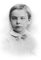 Pierre Samuel du Pont as a child