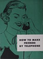 How to Make Friends by Telephone