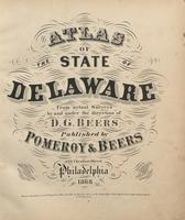 Atlas of the State of Delaware