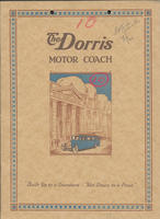 Dorris Motor Coach: 'Built Up To A Standard, Not Down To A Price'