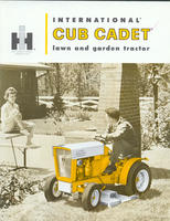 International Cub Cadet Lawn and Garden Tractor