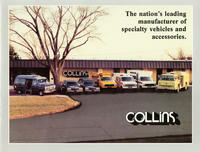 Collins : The Nation's Leading Manufacturer of Specialty Vehicles and Accessories
