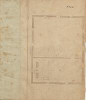 E. I. du Pont Drawings of Powder Mills and Machinery, No. 044, Wheel Mill