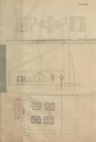 E. I. du Pont Drawings of Powder Mills and Machinery, No. 060, Glazing Mill