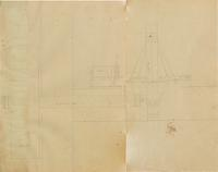 E. I. du Pont Drawings of Powder Mills and Machinery, No. 035, Barrel Mill