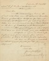 Correspondence, Ashburner and Company to E. I. du Pont de Nemours and Company, 1867-12-23