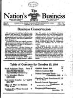 Nation's Business [October 1914]