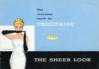 The Crowning Touch by Frigidaire: The Sheer Look