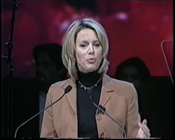 NADA Las Vegas Convention 2004: Inspirational Service with featured speaker, Deborah Norville