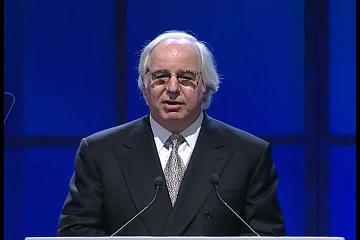 NADA Orlando Convention 2006: Inspirational Service with featured speaker Frank Abagnale