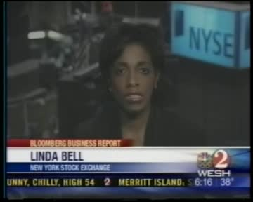 WESH-TV (NBC) Orlando news report on 2006 automobile sales forecast