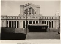 Pennsylvania Station: Thirty-fourth Street Entrance - Looking Toward Thirty-third Street