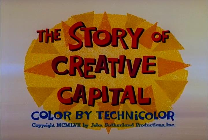 The Story of Creative Capital