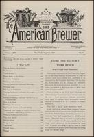 The American Brewer vol. 64, no. 08 (1931)