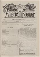 The American Brewer vol. 64, no. 12 (1931)