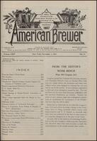 The American Brewer vol. 64, no. 11 (1931)