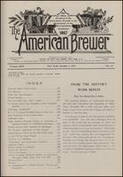The American Brewer vol. 64, no. 10 (1931)