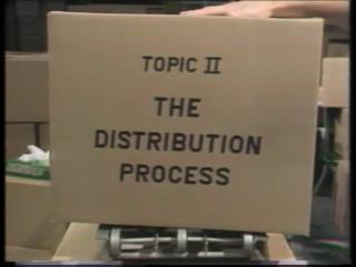 Introduction to the Distribution Industry : Topic 2 - The Process