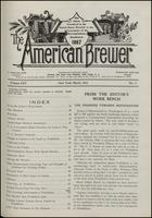 The American Brewer vol. 65, no. 03 (1932)