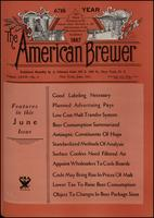 The American Brewer vol. 67, no. 06 (1934)