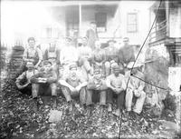 Marshall Brothers mill workers