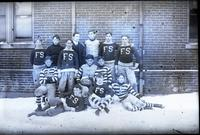 1900 Football Team from Wilmington Friends School