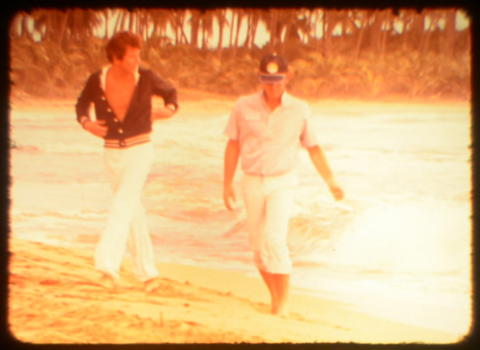 Men's Wear Fashions Forecast :  Spring/Summer '78-Beach & Boating