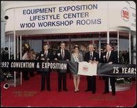[National Automobile Dealers Convention and Equipment Exposition, 1992]