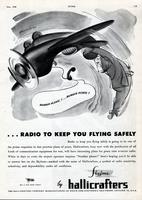 Radio to keep you flying safely