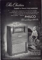 This Christmas there's a Philco for everyone