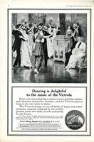 Dancing is delightful to the music of the Victrola
