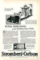 Total shielding protects Stromberg-Carlson tone