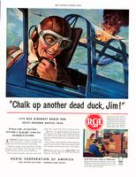 Chalk up another dead duck, Jim