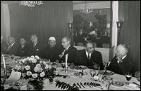 Indian finance minister luncheon (September 1962)