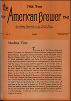The American Brewer vol. 74, no. 06 (1941)
