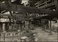 Interior of Saltpeter Refinery at Eleutherian Mills
