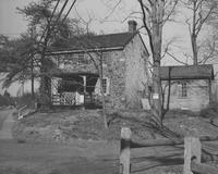House next to Buck Tavern on Kennett Pike