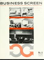 Business Screen Magazine, v. 24, no. 6 (October 1963)