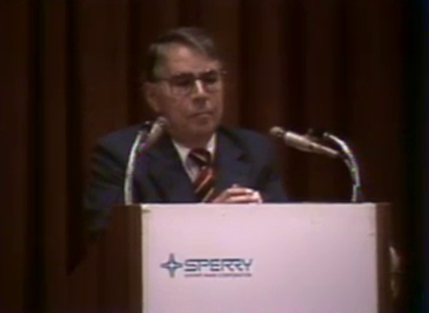 Sperry Corp. Annual Meeting 1979