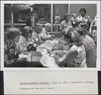 College/Industry dialogue (July 1975)