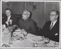 Indian Luncheon meeting (October 1960)