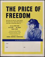 'The Price of Freedom' poster (1949)