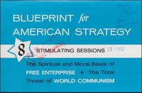'Blueprint for American Strategy' brochure (ca. 1961)